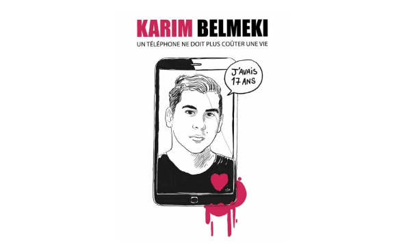 Pétition : Justice pour Karim Belmekki