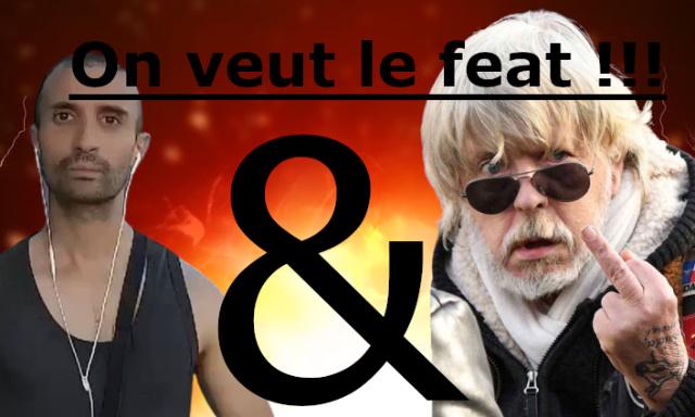 On veut un feat Arouf / Renaud