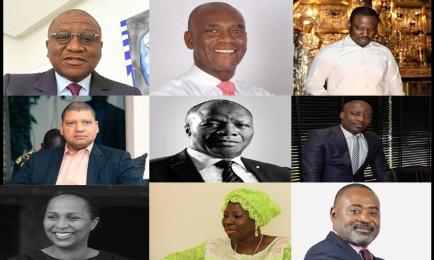 Le changement de génération au sommet de l'état de Côte-d'Ivoire