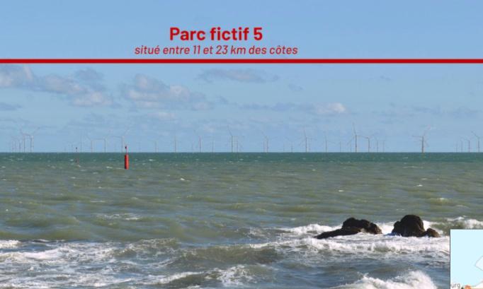 Pétition : Contre l'implantation de 70 éoliennes sur le littoral du Val de Saire
