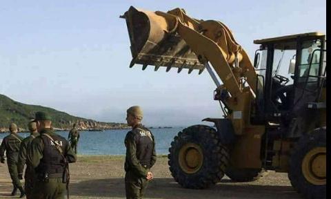 Pétition : L'exécution  des arrêtés de démolition des constructions illicites sur le littoral
