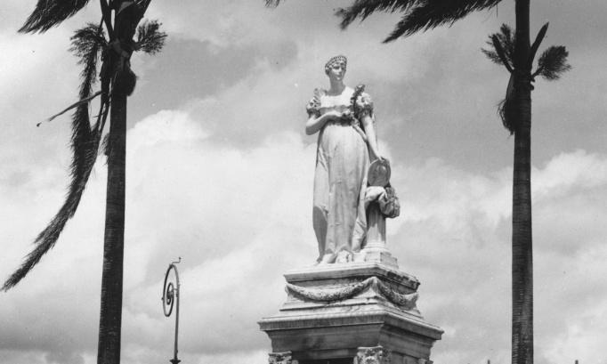 Pétition : Pour la restauration de la statue de Joséphine de Beauharnais à Fort-de-France