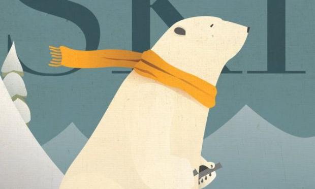Sauvons Les Activités d'Hiver des Ours Polaires