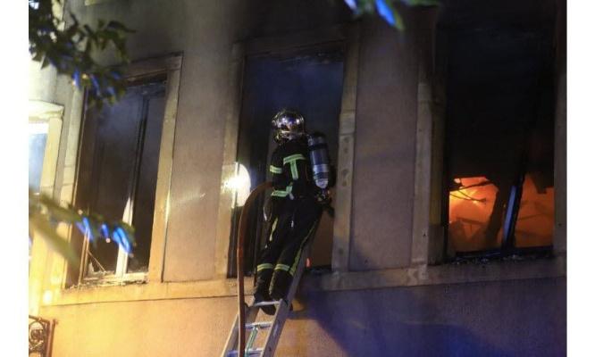 Pétition : Soutien au pompier de Metz sanctionné pour avoir sauvé des vies