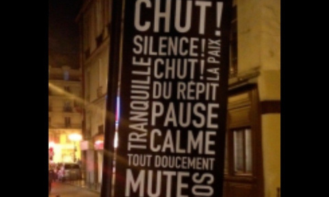Responsable irrespectueux, nuisance sonore