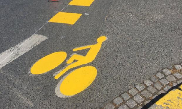 Retirer les pistes cyclable provisoires !