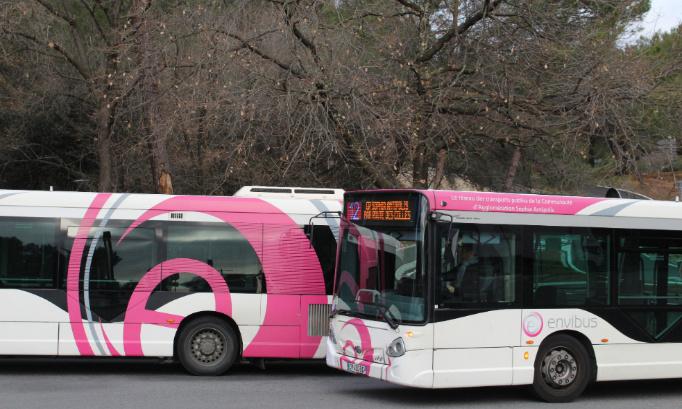 Non à la suppression des lignes de bus suite aux problèmes financiers