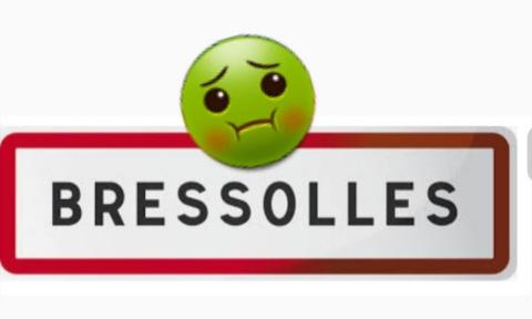 Impossible de rester dehors à BRESSOLLES : Non aux nuisances olfactives du poulailler industriel
