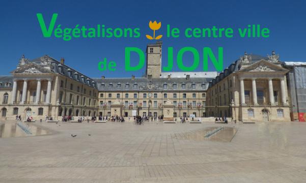 Pétition : Canicules à répétition : Végétalisons Dijon !