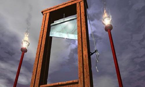 """Tract """"Pour ou contre la peine de mort"""""""